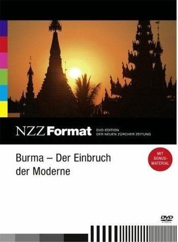 DVD »Burma - Der Einbruch Der Moderne«