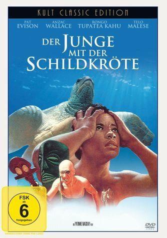 DVD »Der Junge mit der Schildkröte«
