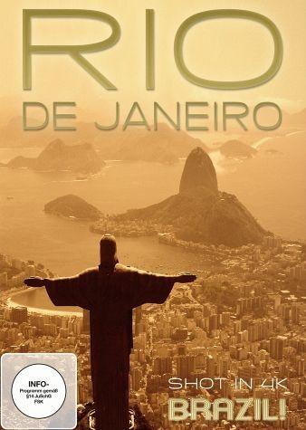 DVD »Rio de Janeiro, Brazil!«