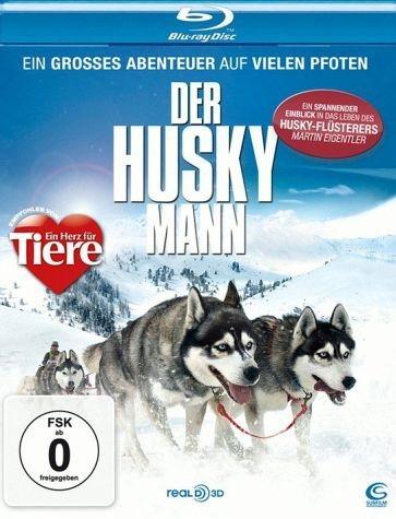 Blu-ray »Der Husky Mann«