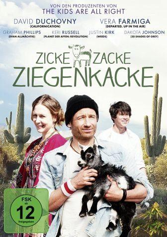DVD »Zicke Zacke Ziegenkacke«