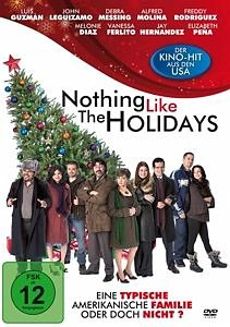DVD »Nothing Like the Holidays«