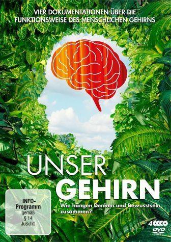 DVD »Unser Gehirn (4 Discs)«