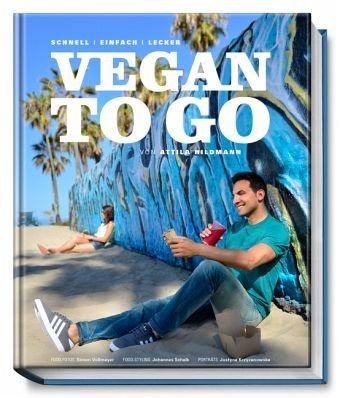 Gebundenes Buch »Vegan to go«