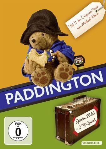 DVD »Paddington, Teil 2 der Originalserie von...«