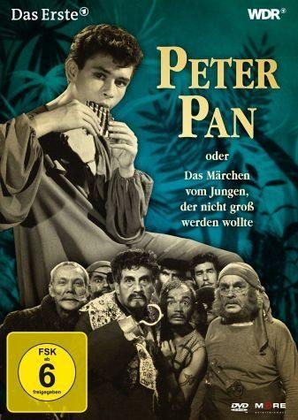 DVD »Peter Pan oder Das Märchen vom Jungen, der...«