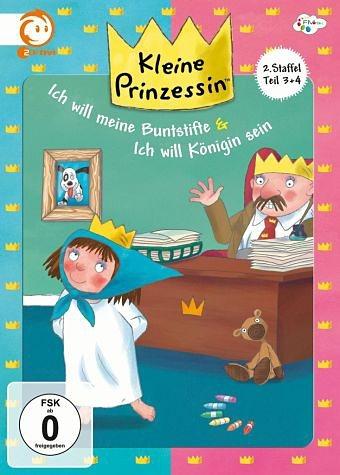 DVD »Kleine Prinzessin - Ich will meine Buntstifte...«
