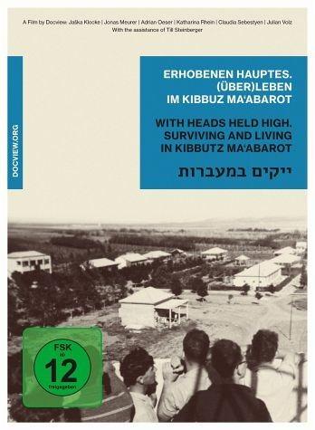 DVD »Erhobenen Hauptes. (Über)Leben im Kibbuz...«