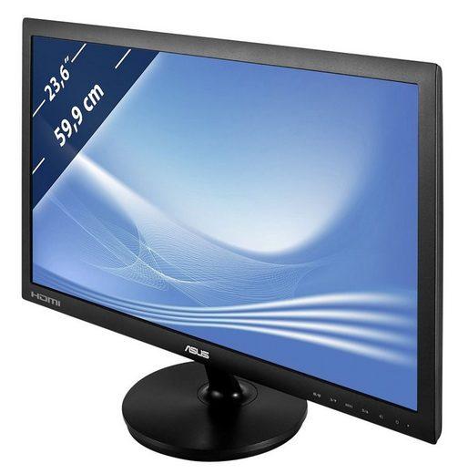 Asus VS247HR LED-Monitor (1920 x 1080 Pixel, Full HD, 2 ms Reaktionszeit)