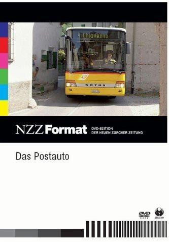 DVD »NZZ Format - Das Postauto«