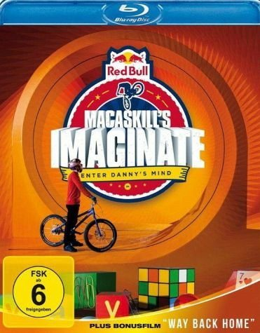 Blu-ray »Danny MacAskill's Imaginate«