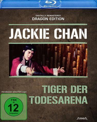 Blu-ray »Tiger der Todesarena (Dragon Edition)«