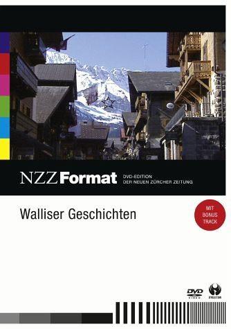 DVD »NZZ Format - Walliser Geschichten«