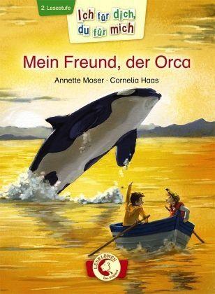 Gebundenes Buch »Ich für dich, du für mich - Mein Freund, der Orca«