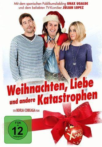 DVD »Weihnachten, Liebe und andere Katastrophen«