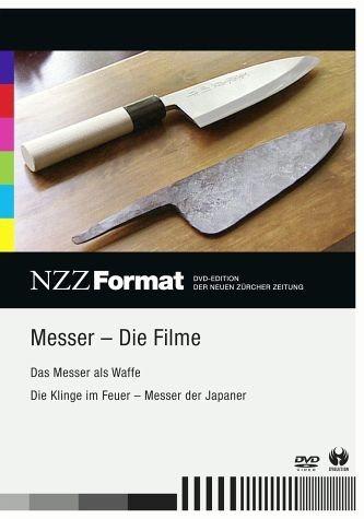 DVD »NZZ Format - Messer: Die Filme«