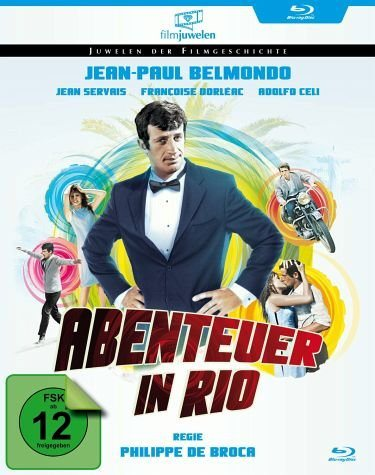 Blu-ray »Abenteuer in Rio«