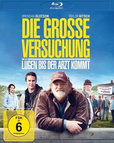Blu-ray »Die große Versuchung - Lügen bis der Arzt kommt«