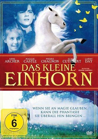 DVD »Das kleine Einhorn«