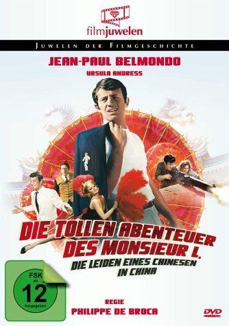DVD »Die tollen Abenteuer des Monsieur L.«