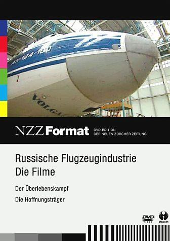 DVD »NZZ Format - Russische Flugindustrie: Die Filme«