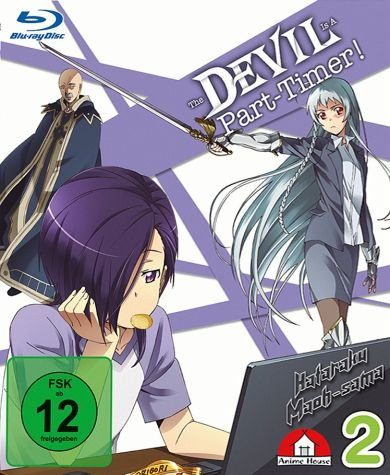 Blu-ray »The Devil is a Part-Timer - Vol. 2«