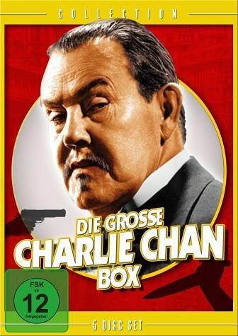 DVD »Charlie Chan - Die große Charlie Chan Box (5...«