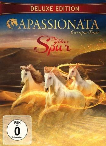 DVD »Apassionata - Die goldene Spur«