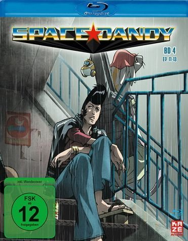 Blu-ray »Space Dandy - Vol. 4«