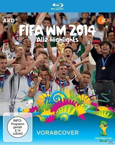 Blu-ray »FIFA WM 2014 - Alle Highlights«