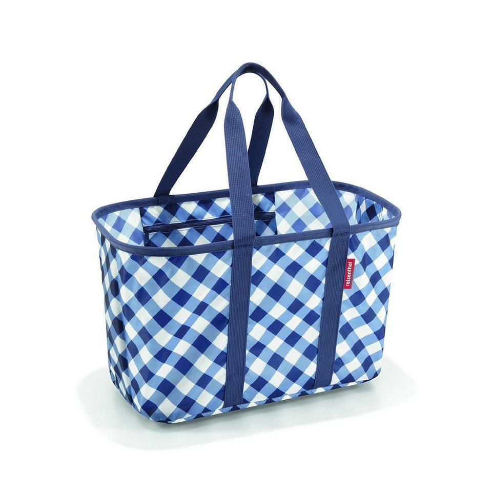 REISENTHEL® Reisenthel Mini Maxi Basket square marine in blau gemustert