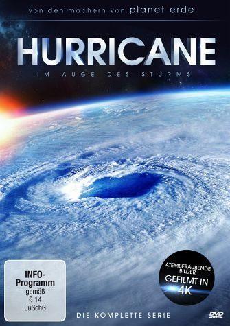 DVD »Hurricane: Im Auge des Sturms (2 Discs)«