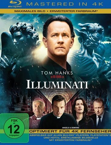 Blu-ray »Illuminati (US Kinoversion)«