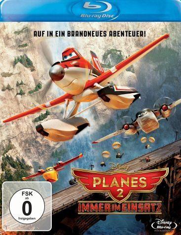 Blu-ray »Planes 2 - Immer im Einsatz«