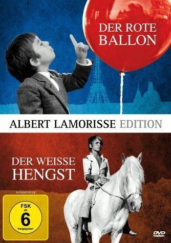 DVD »Albert Lamorisse Edition: Der rote Ballon /...«
