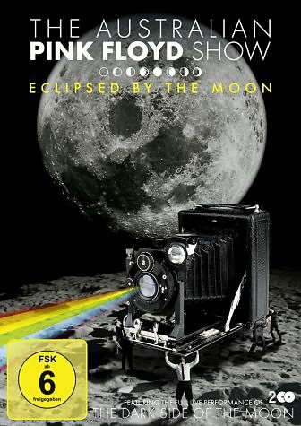 DVD »The Australian Pink Floyd Show - Eclipsed by...«