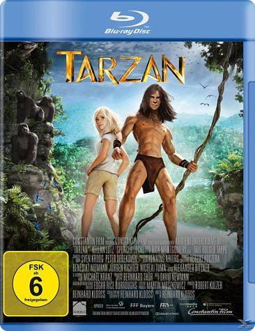 Blu-ray »Tarzan«