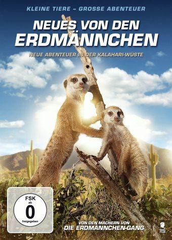 DVD »Neues von den Erdmännchen«