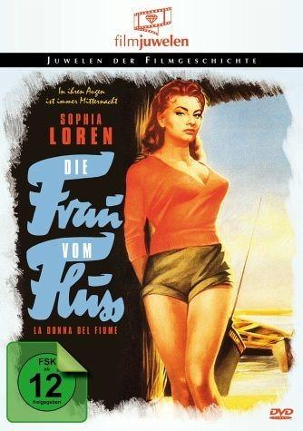 DVD »Die Frau vom Fluss«
