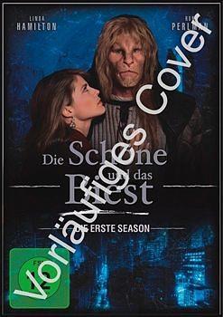 DVD »Die Schöne und das Biest - Die erste Season (6...«