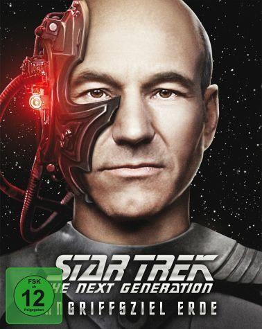 Blu-ray »Star Trek - The Next Generation: Angriffsziel...«