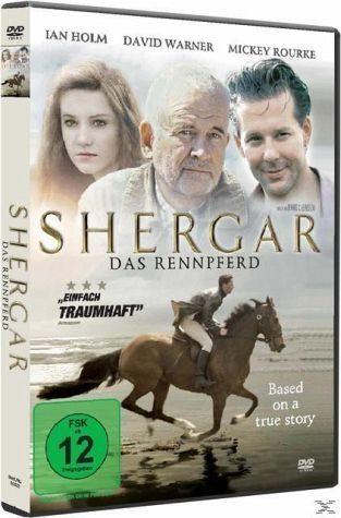 DVD »Shergar - Das Rennpferd«