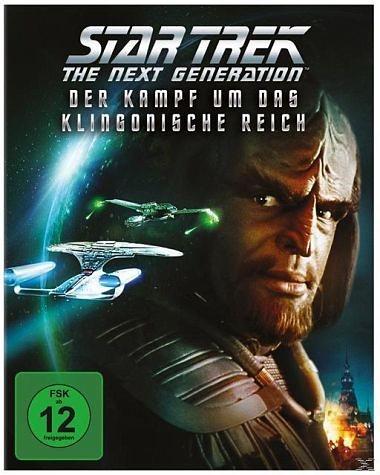 Blu-ray »Star Trek - The Next Generation: Der Kampf um...«