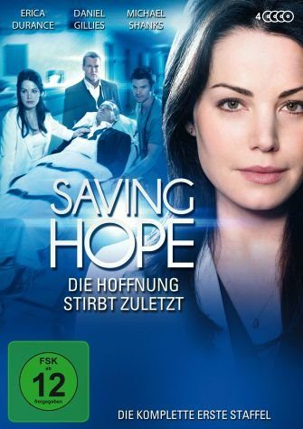 DVD »Saving Hope - Die Hoffnung stirbt zuletzt: Die...«