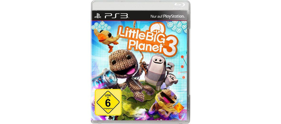 LittleBig Planet 3 PlayStation 3