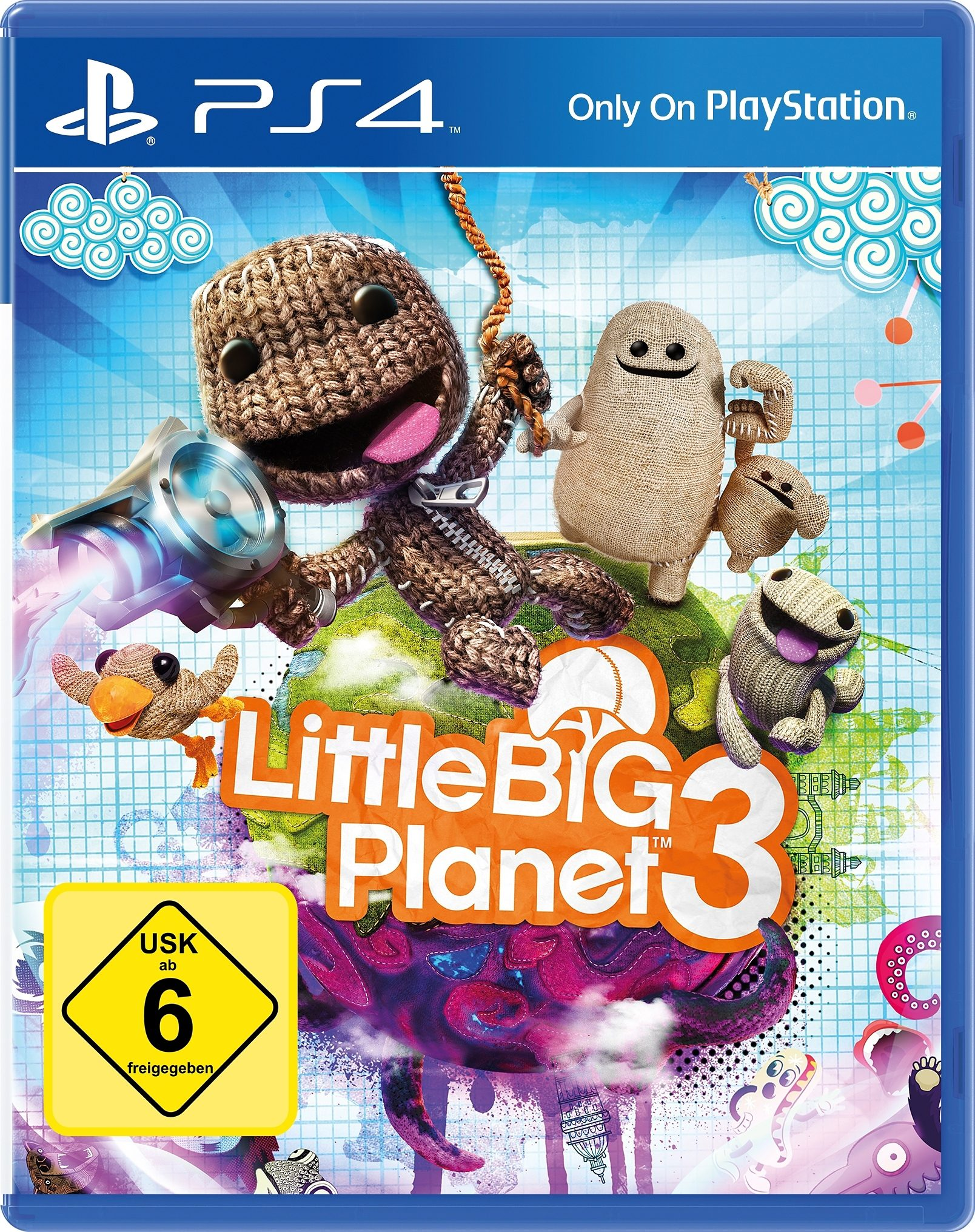 LittleBig Planet 3 PlayStation 4