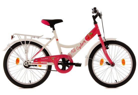 KS Cycling Jugendfahrrad »Cherry Heart«
