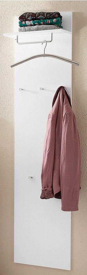 Paneel »Lido« in weiß-weiß matt