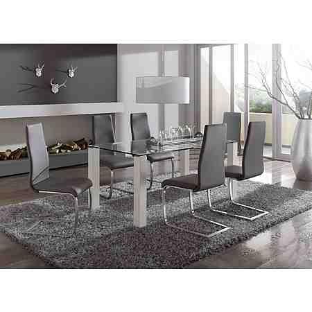 Möbel: Tische: Glastische