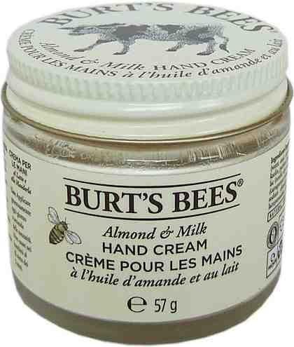 Burt's Bees, »Almond Milk Hand Cream«, Handcreme, 57 g
